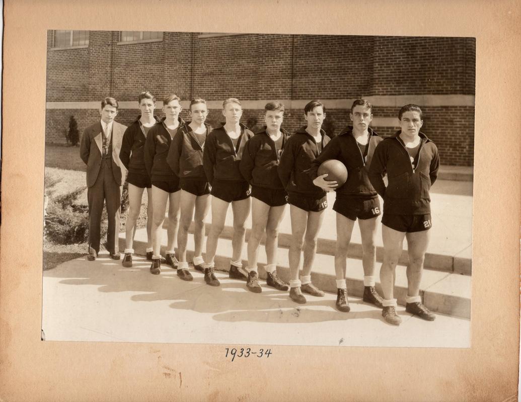 Boys Athletic Teams019