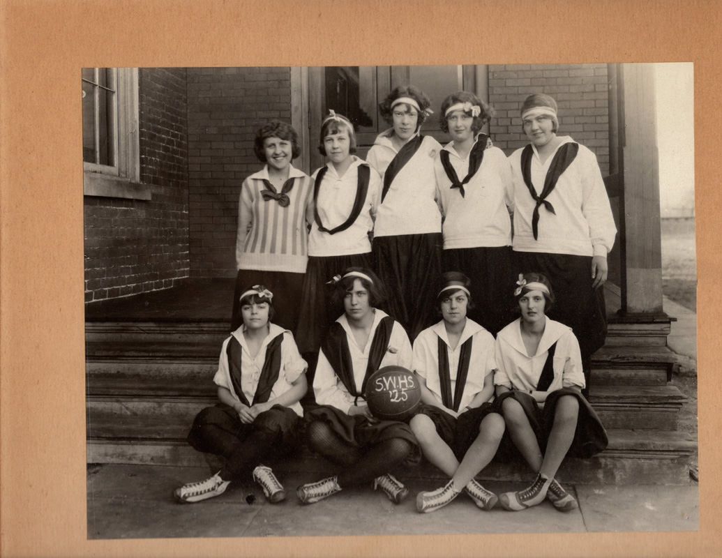 Girls Athletic Teams006