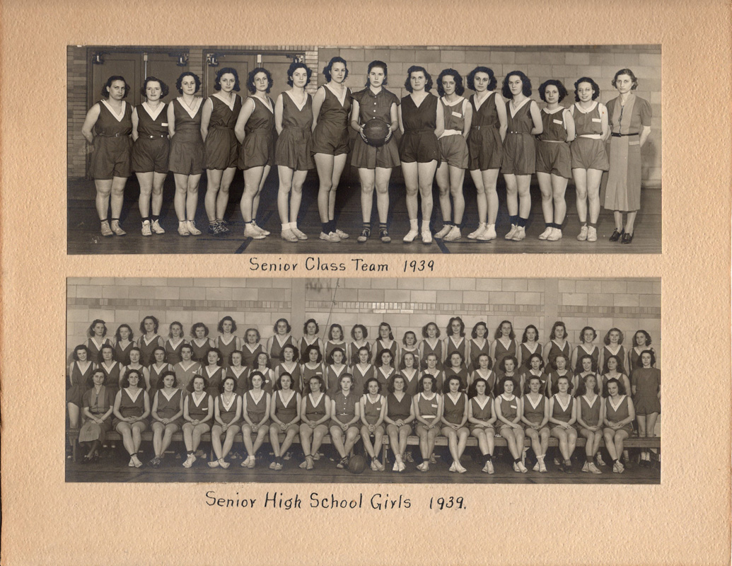 Girls Athletic Teams009
