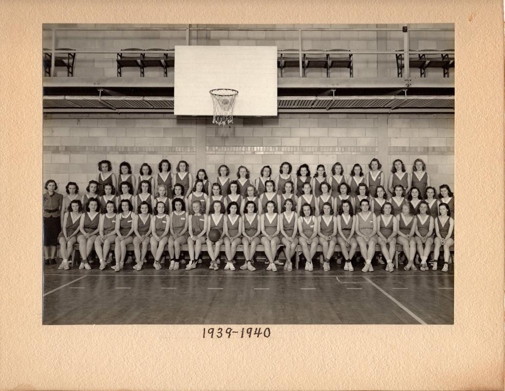 Girls Athletic Teams010