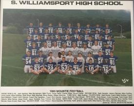 1993 Championship Team