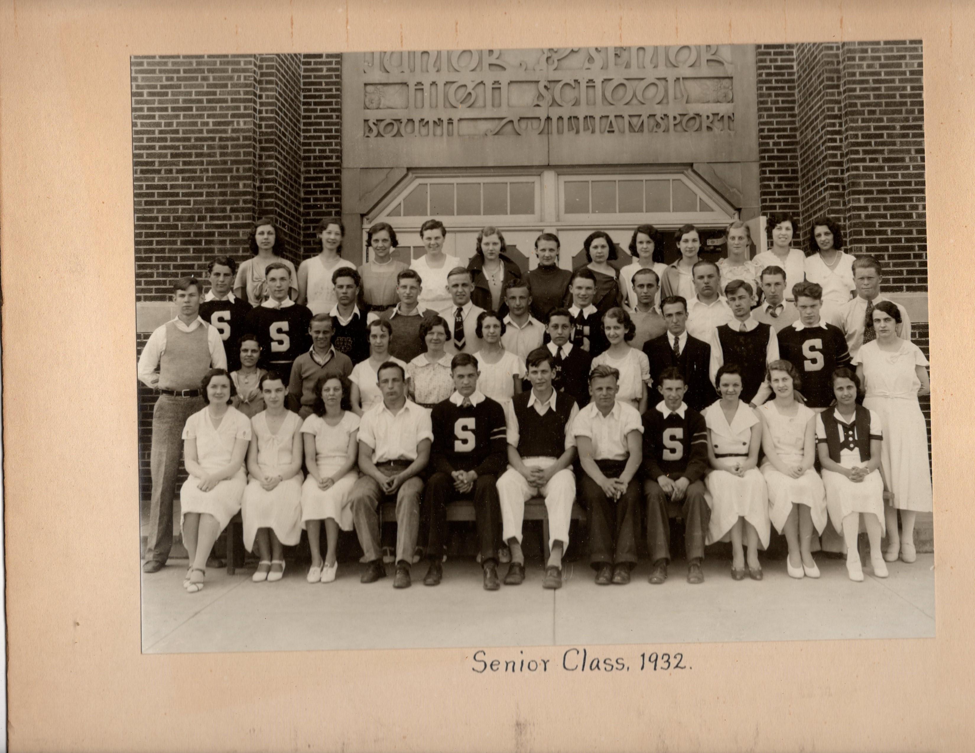 Class of 1932