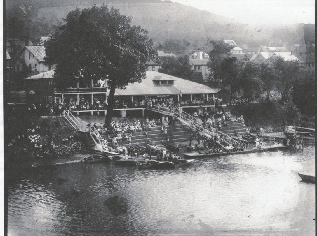 South Williamsport Canoe Club Date Unknown