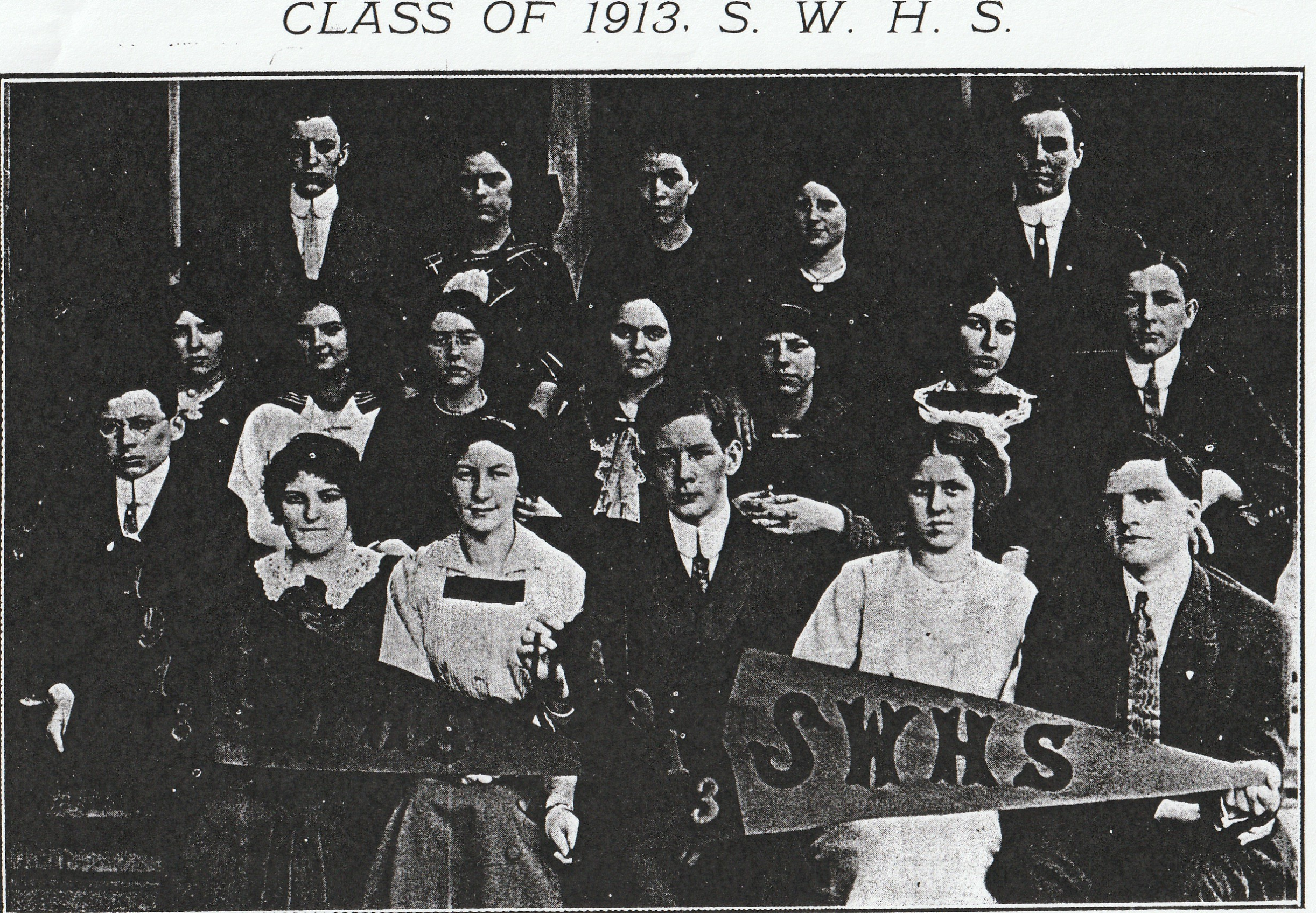 South Williamsport Class 1913